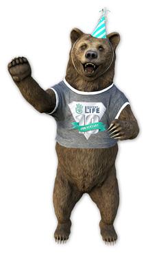 SL10B Bear - Free Avatar