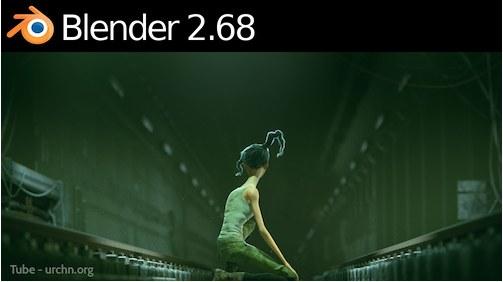 Blender 2.68
