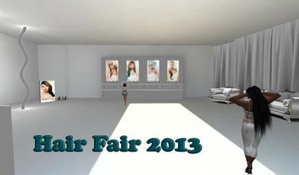 Hair Fair 2013 - Waiting to Rez