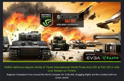 World of Tanks Contest