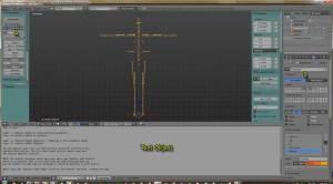 Free Avastar Collision Bones Blender File