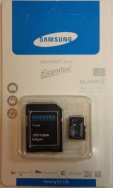 Samsung Package - Fake
