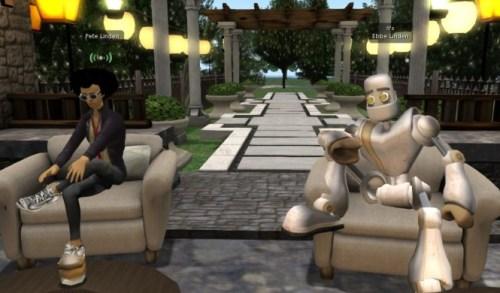 Ebbe Linden Robot - Image by Daniel Voyager