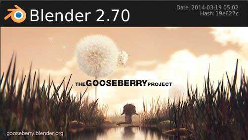 Blender 2.70 Released