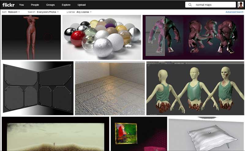 Second Life Normal Maps & UV | Nalates' Things & StuffNalates