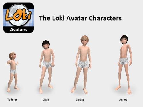 Loki Avatars