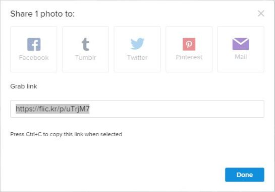 Flickr Embed Tool for 'All Rights Reserved' Images