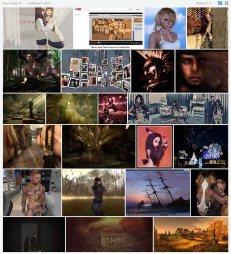 Flickr SL 2016 January