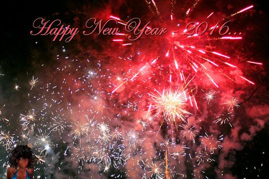 Happy 2016 - Background by John Haslan - Flickr