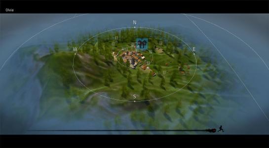 Black Desert Online Map