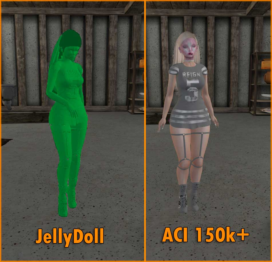 Second Life: Jelly Babies Grow Up | Nalates' Things