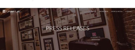 Linden Press Release