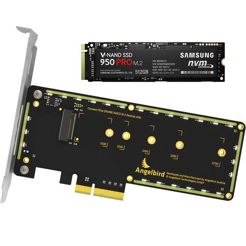Samsung SSD via B&H Photo