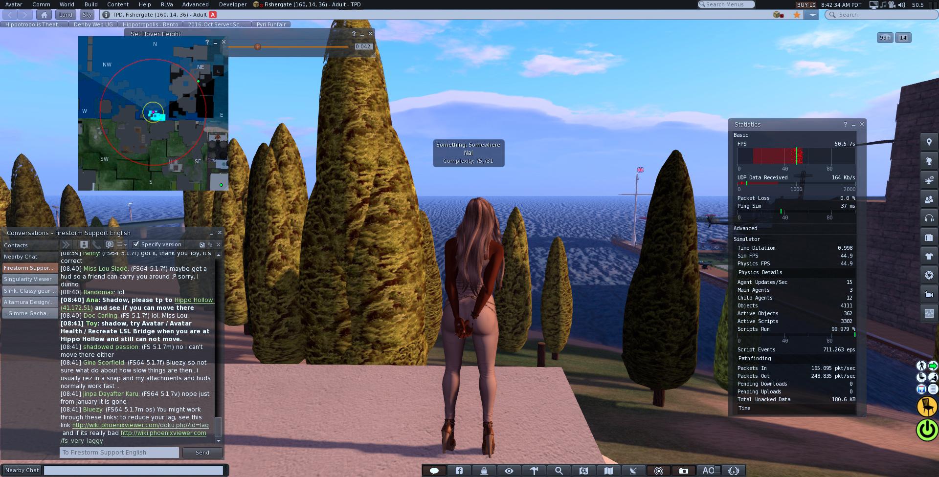 Firestorm Viewer Update 5 1 7 55786 | Nalates' Things