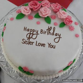 Sister Birthday Cake Images Hemmensland
