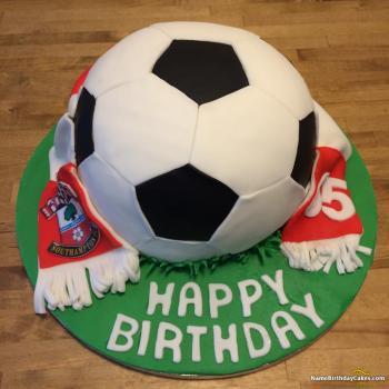 Football Birthday Cakes Best Football Themed Cake Ideas