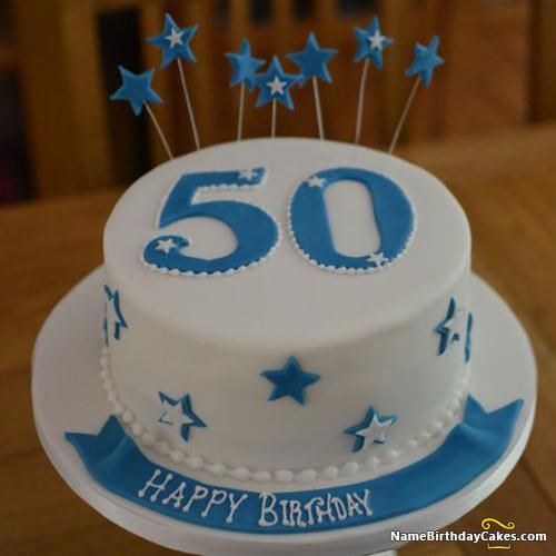 50th Birthday Cakes For Him Download Amp Share