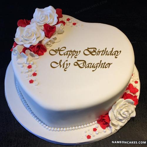 Birthday Cake For Daughter Download Amp Share