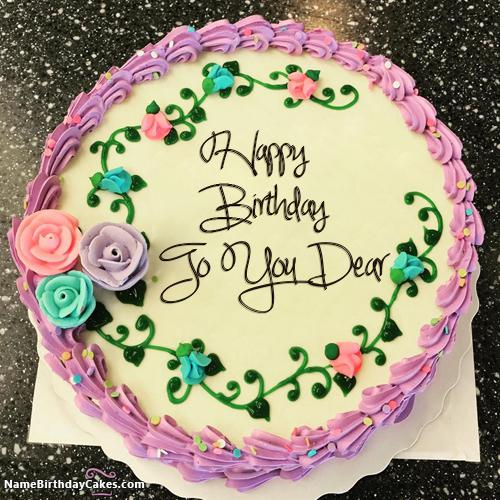 Happy Birthday Cake Images Friend
