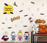 Introducing Peanuts Wall Decals at NameBubbles.com