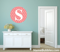 Elegant Letter Wall Decals | Cover Letter Examples