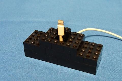 LEGO iPad Dock 008
