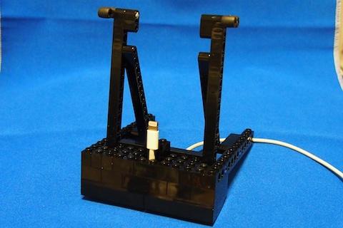 LEGO iPad Dock 028
