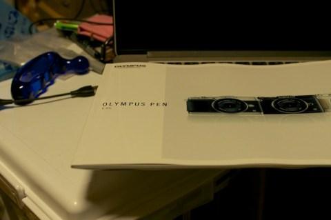 OLYMPUS PEN E P5 001