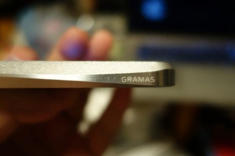 GRAMAS Metal Bumper 009