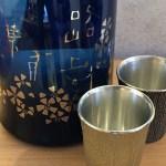 兵庫県丹波市のふるさと納税のお礼の品の「小鼓 純米大吟醸 路上有華 葵」を味わう!