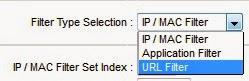 URL Filter