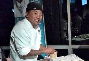 The Korean Short Rib Taco:  And it was, like, Whoah!