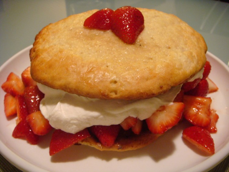 Strawberry_shortcake_on_white_plate,_March_2009-1