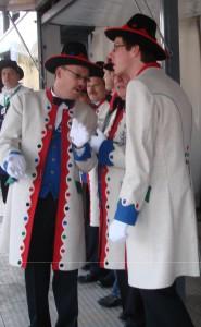 Johannes Muschal mit Manuel Schneckenburger
