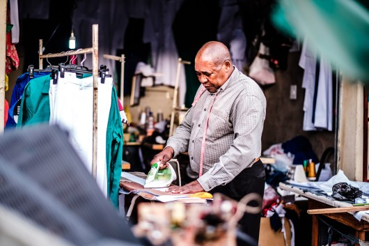 "07h04 Manzini, Swaziland | ""Proud Tailor"" | 24hourproject"