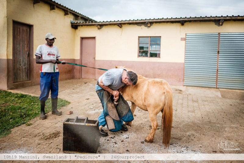 "10h19 Manzini, Swaziland | ""Pedicure"" | 24hourproject"