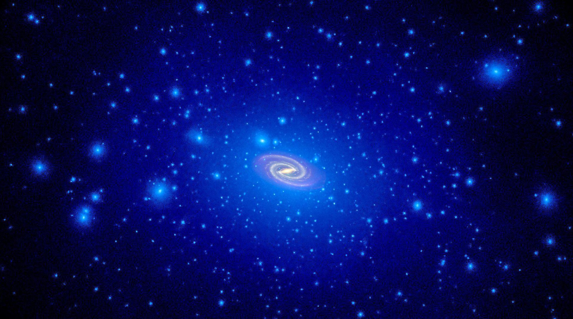 smallest galaxy ever discovered