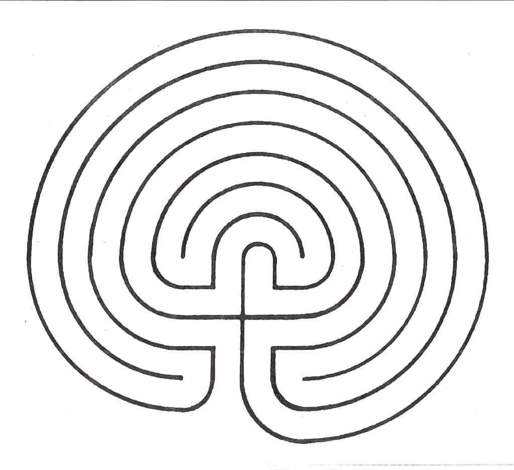 Het Labyrint: een Oud en Eenvoudig Kinderspeeltuig