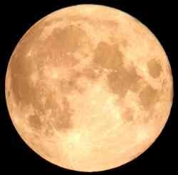 Let Op voor de Rosse Maan!