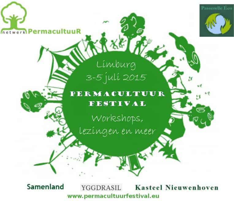 PermacultuurFestival: Welke Lezingen, Workshops en Rondleidingen Op Yggdrasil?