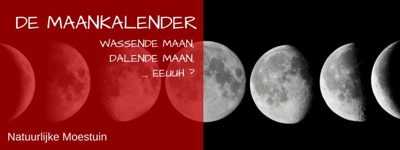 De Maankalender: Dalende en Stijgende Maan Juist Uitgelegd