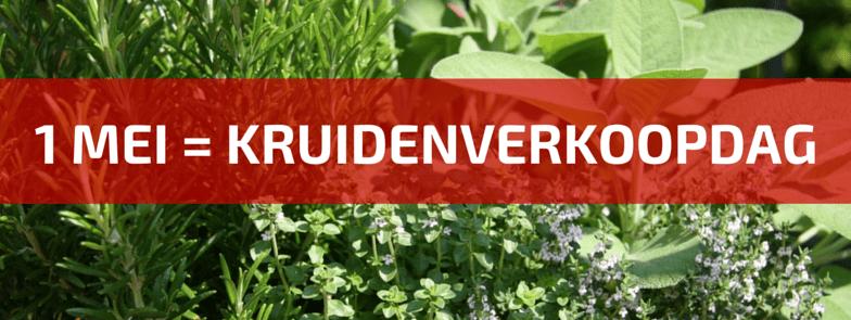 Yggdrasil Traditie: 1 Mei is KruidenVerkoopdag!