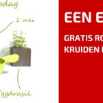Nog op Zoek Naar Biologisch Plantgoed van Groenten of Kruiden?