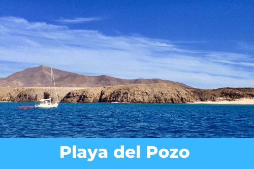 Canary Islands : Playa del Pozo