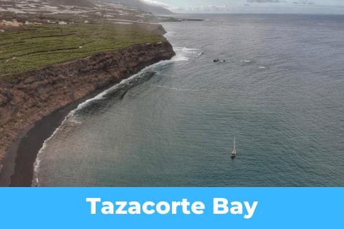 Canary Islands : Tazacorte Bay