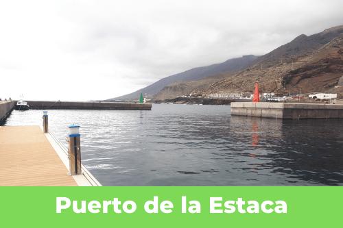 Canary Islands : Puerto de la Estaca