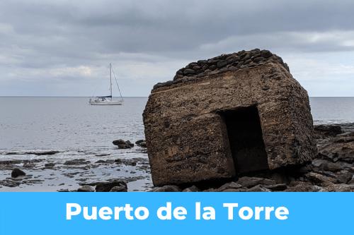 Canary Islands : Puerto de La Torre