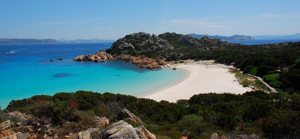 Budelli Island | best anchorages in la Maddalena