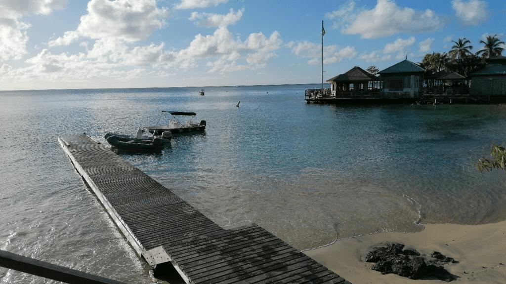 Britannia Bay - Mustique Island