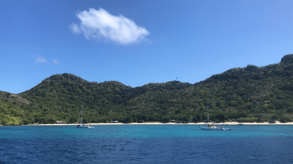 Chatham Bay - Saint Vincent and the Grenadines